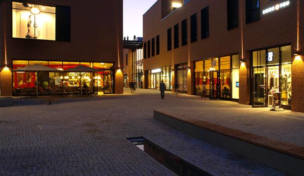 Einkaufszentrum Schwäbisch-Gmünd